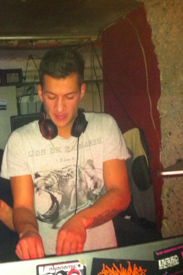 """""""Focus on… Aka Aka"""" DJ-Contest: Frank Schwarz"""