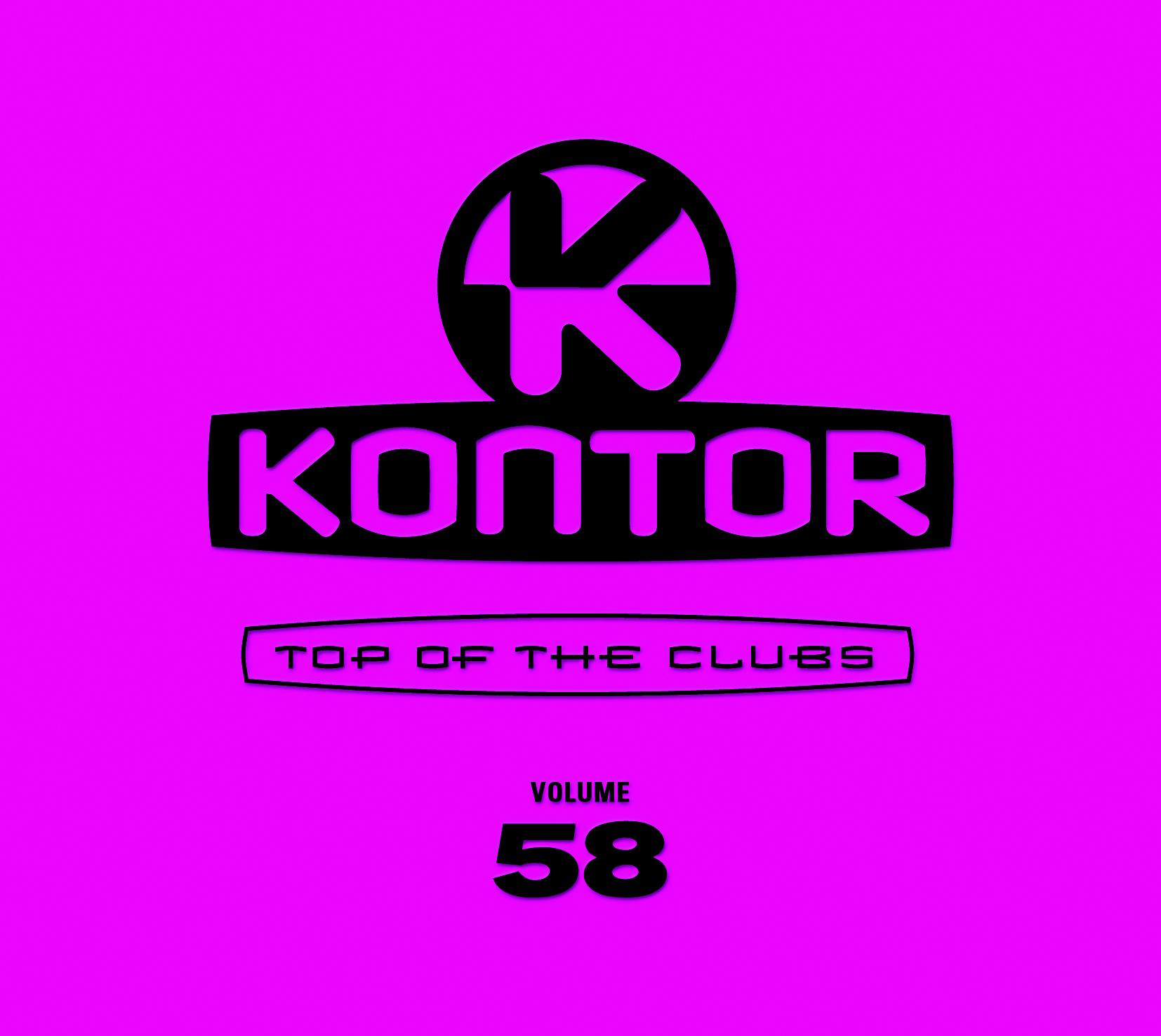 Frisch erschienen: Kontor Top Of The Clubs 58