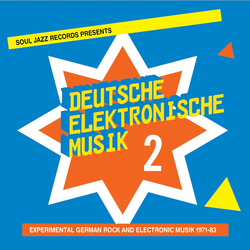 Deutsche Elektronische Musik 2 (Soul Jazz Records)