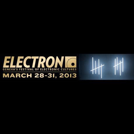 Electron Festival in Genf – Wir verlosen Tickets!