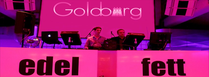 Berlin Summer Rave DJ-Contest: Goldburg
