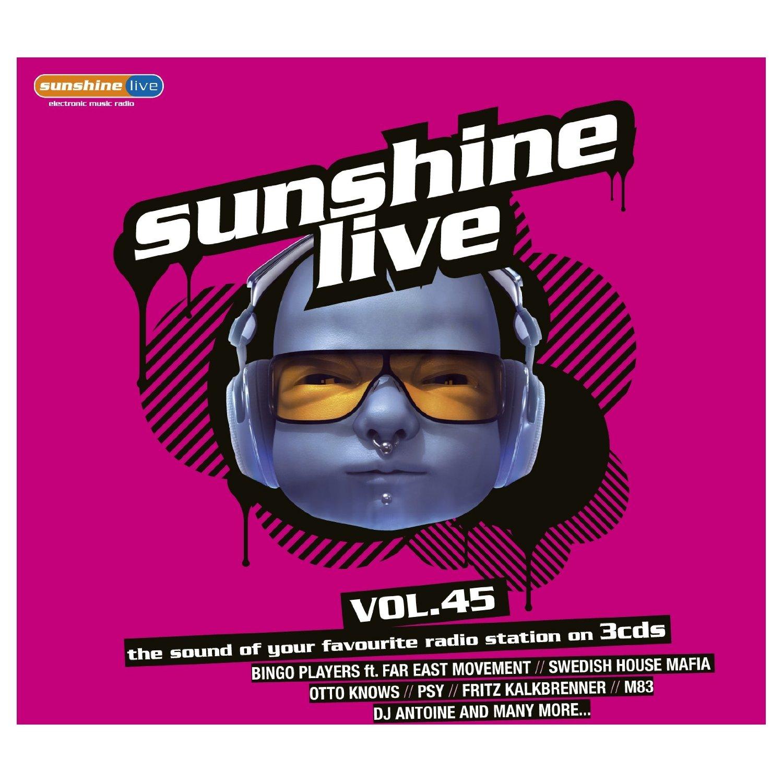 Alles neu – macht der März. Sunshine Live 45 überrascht mit neuem Design