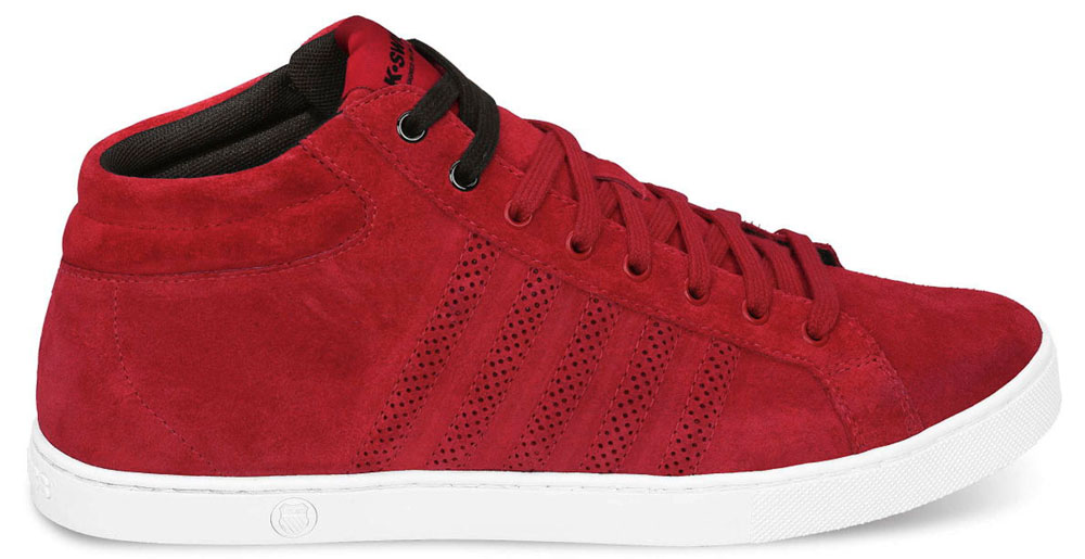 K-Swiss Adcourt – Back to the roots