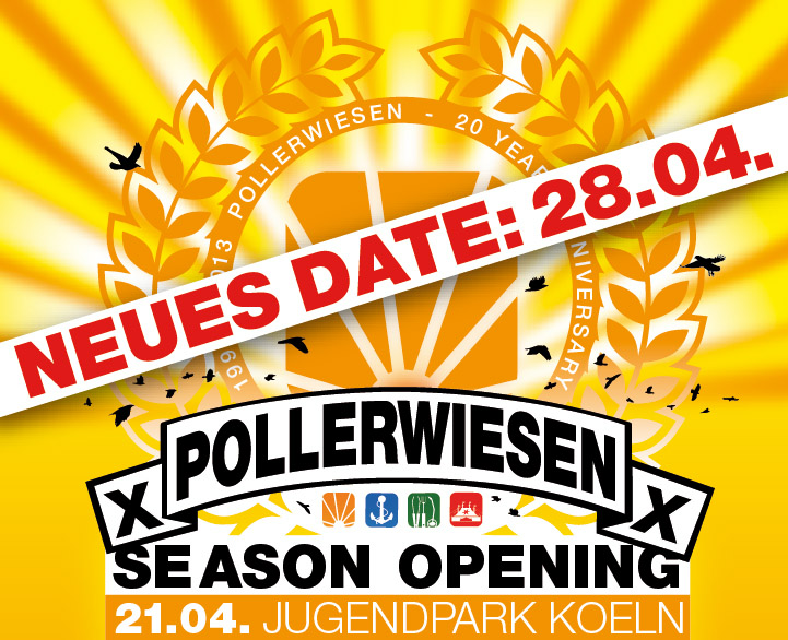 Neuer Termin für das Pollerwiesen Opening