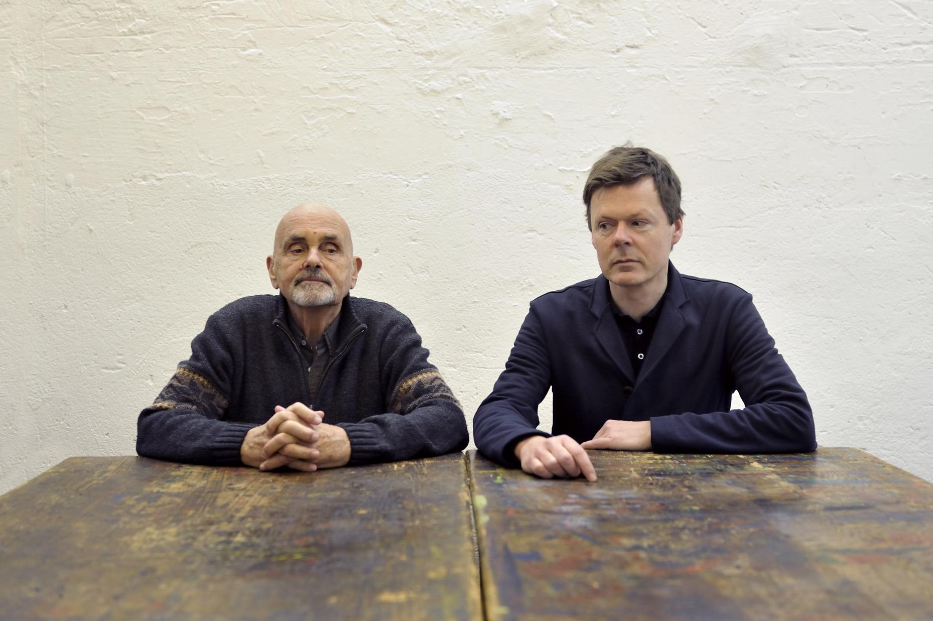 """Roedelius' & Schneiders zweites Album """"Tiden"""" erscheint"""