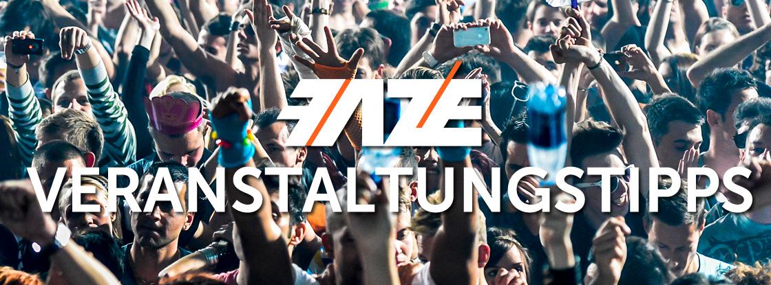Veranstaltungstipps für das Wochenende / KW17
