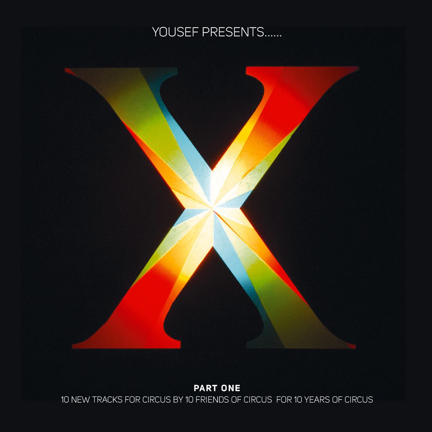 """Yousef mit """"X"""" in der Manege – Zehn Jahre Circus"""