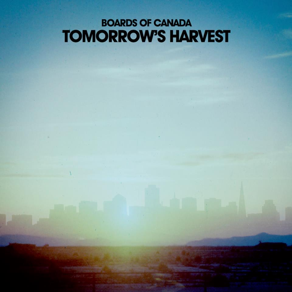 "Boards Of Canada präsentieren ""Tomorrow's Harvest"""