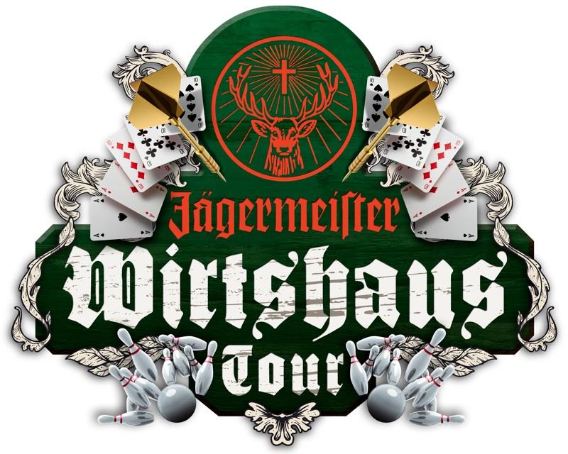 Jägermeister Wirtshaus Tour heute Abend in Hamburg mit Claptone, Davidé & Eatmydisco