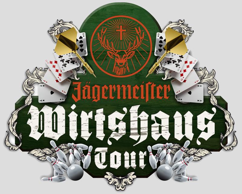 Die Jägermeister Wirtshaus Tour läuft auf Hochtouren!