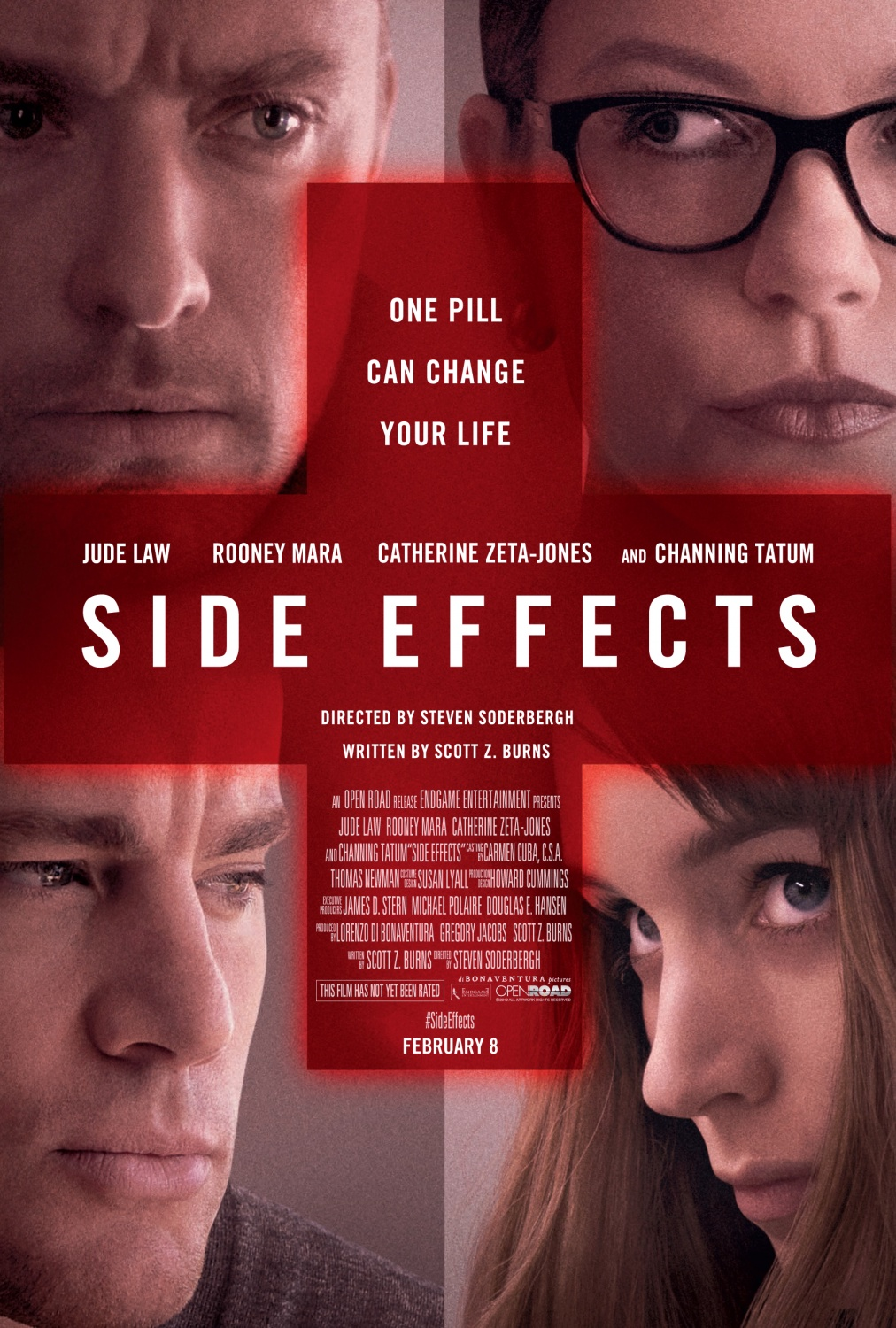 Ab heute im Kino: Side Effects