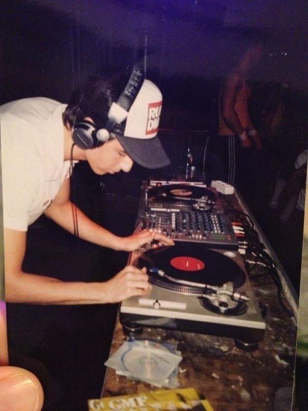 Flashback in die 90er – Boys Noize