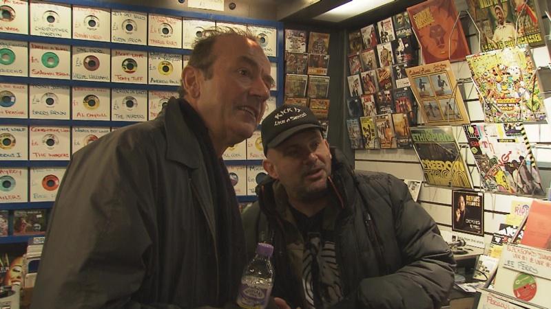 Durch die Nacht mit Westbam und Hugh Cornwell (Ex-Stranglers)