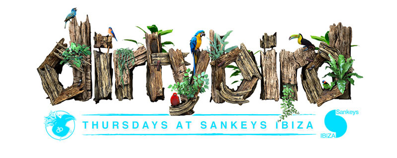Im Sankeys ist der Vogel los: Dirtybird auf Ibiza, hier das komplette LineUp