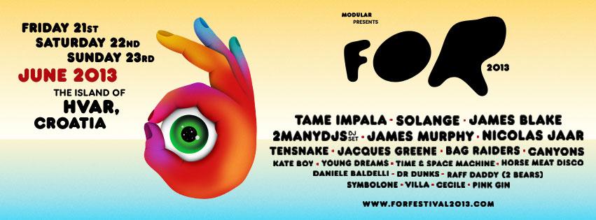 FOR Festival auf Hvar – Festivalurlaub mal anders