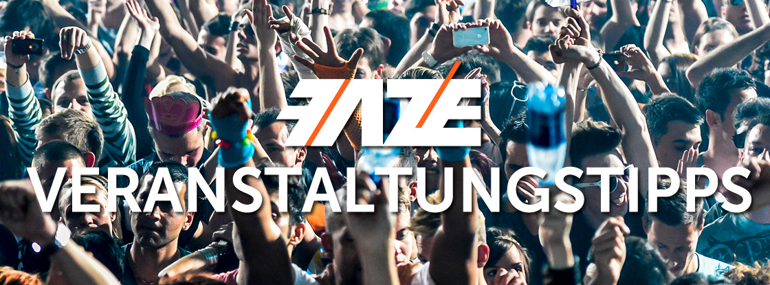 Veranstaltungstipps für das Pfingstwochenende / KW 20