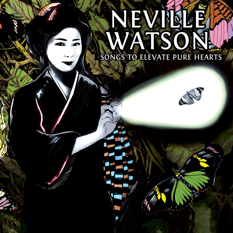 Neville Watsons Debütalbum für die Herzen