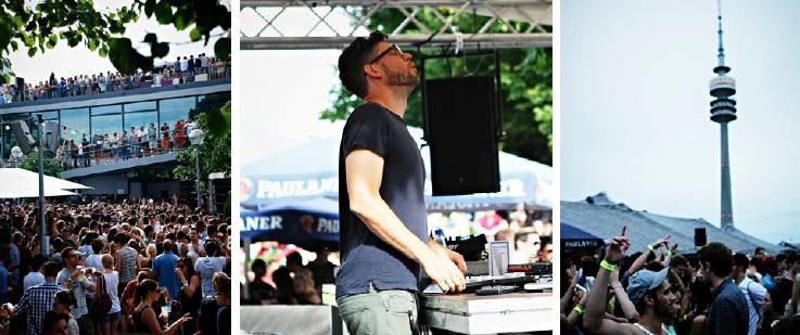 München startet mit dem Rave Autonomica-Festival in den Sommer