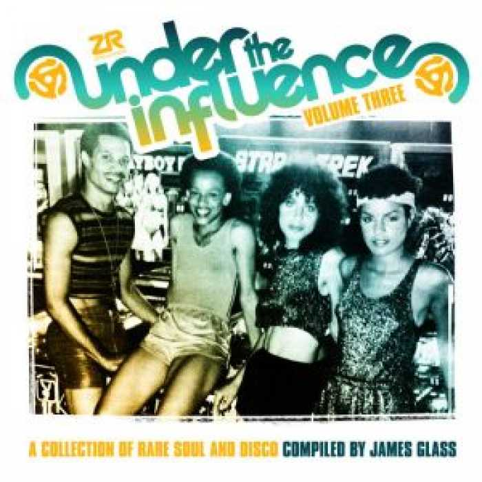 "James Glass mixt ""Under The Influence Vol.3"""