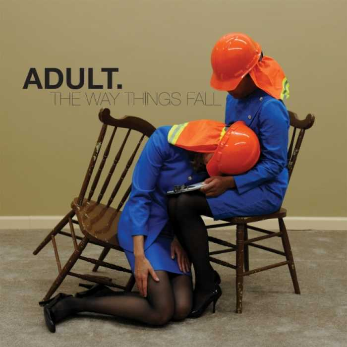 Adult – The Way Things Fall (Ghostly International)