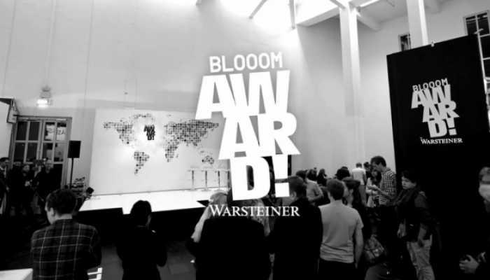 BLOOOM Award by Warsteiner – die Bewerbungsphase läuft!