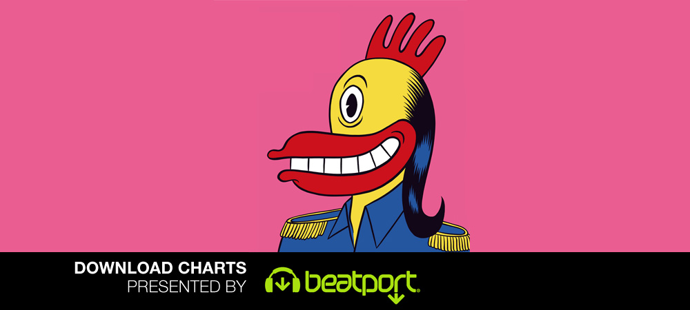 Chicken Lips (Southern Fried Records) – Beatport Charts Juni 2013