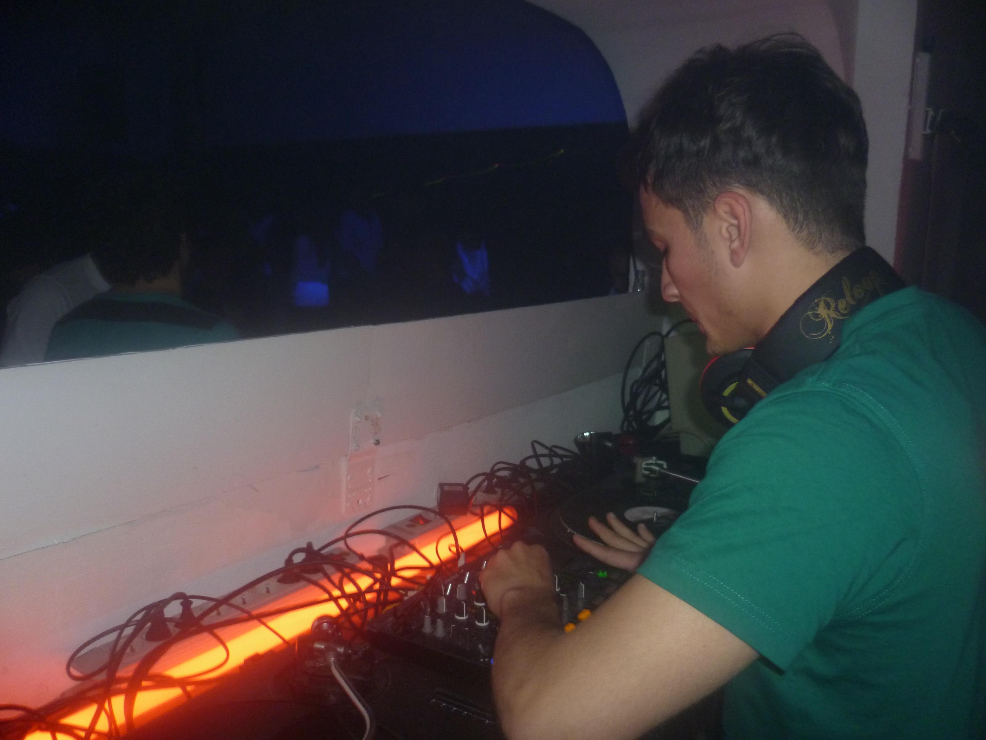 DJ-Contest Focus On… Klaudia Gawlas – Tobias Blaeser