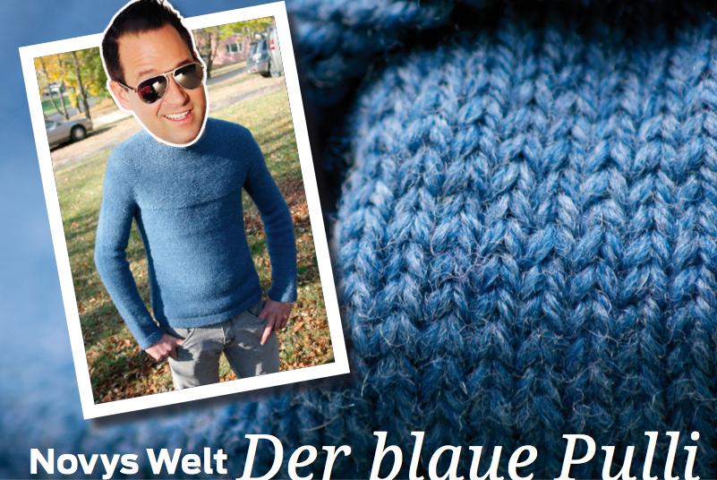 Novys Welt – Der blaue Pulli