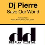 DD001 artwork - DJ Pierre