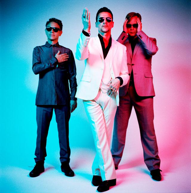 Depeche Mode mit weiterem Zusatzkonzert in Köln am 21.11.13