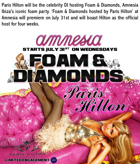 Endlich! Paris Hilton startet eigene Partyreihe auf Ibiza