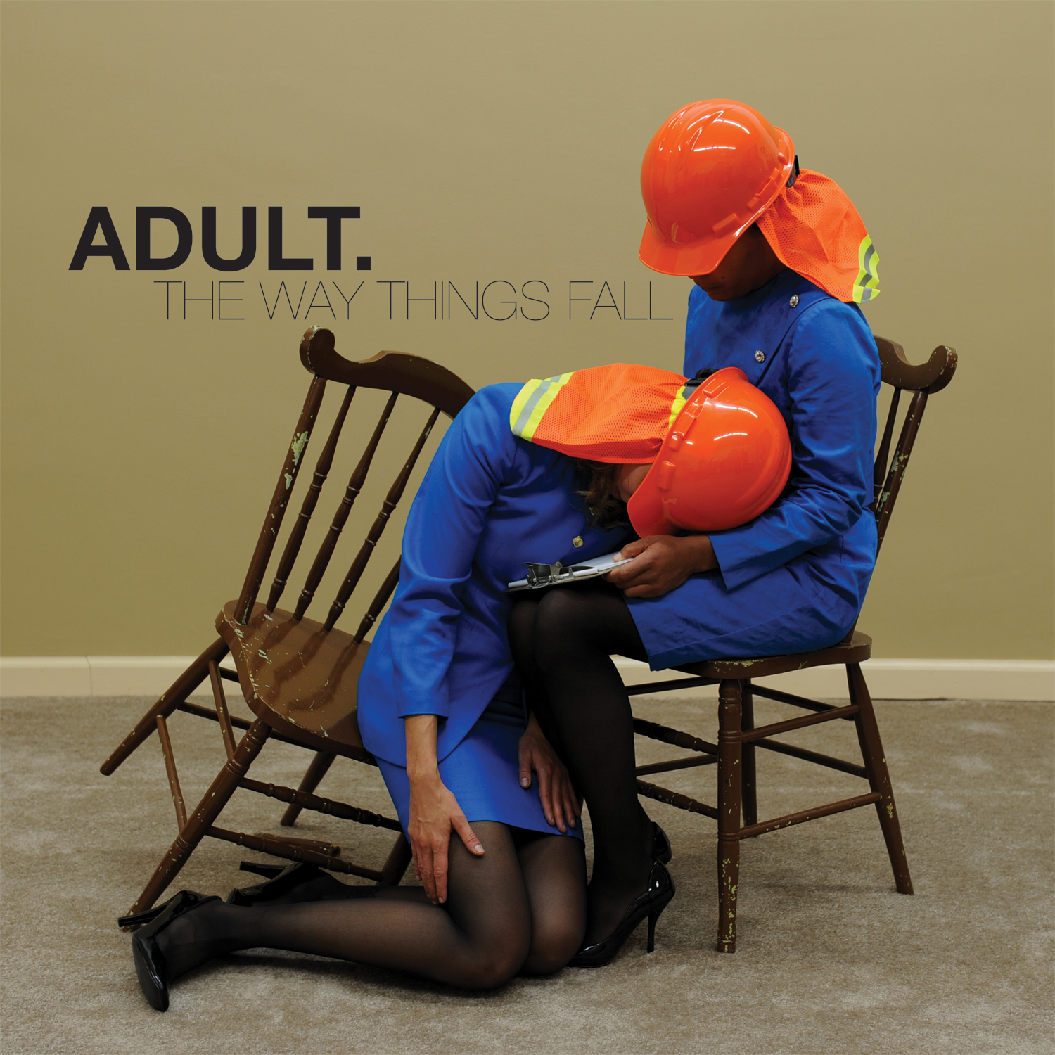 Adult. – The Way Things Fall (Ghostly International)