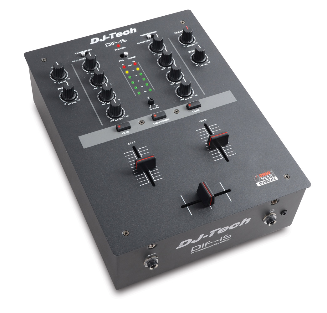 Erste Hilfe – DJ Tech DIF-1S