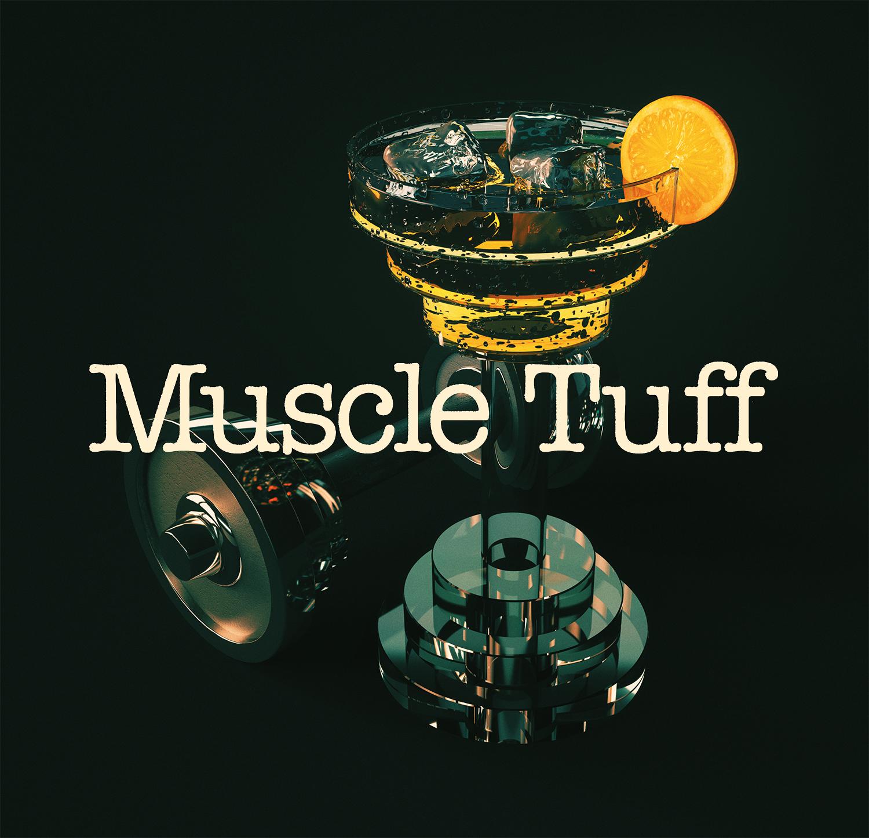 "THE GYM präsentiert ""Muscle Tuff"""