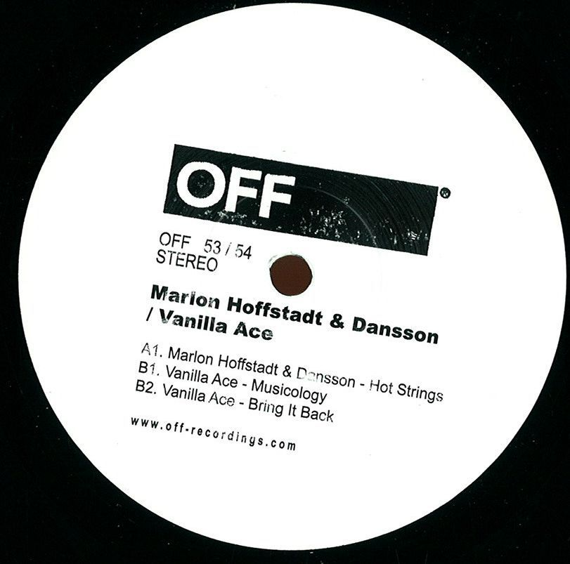 Marlon Hoffstadt & Dansson/ Vanilla Ace – Hot Strings/ Musicology (OFF)