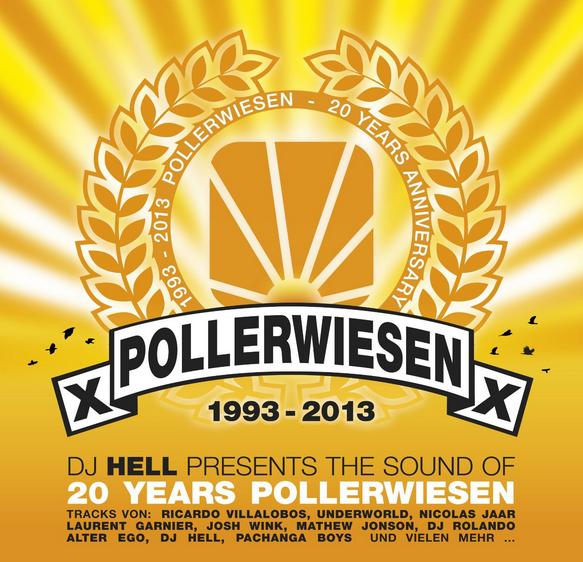 PollerWiesen Jubiläums-Compilation kommt Ende August – gemixt von DJ Hell