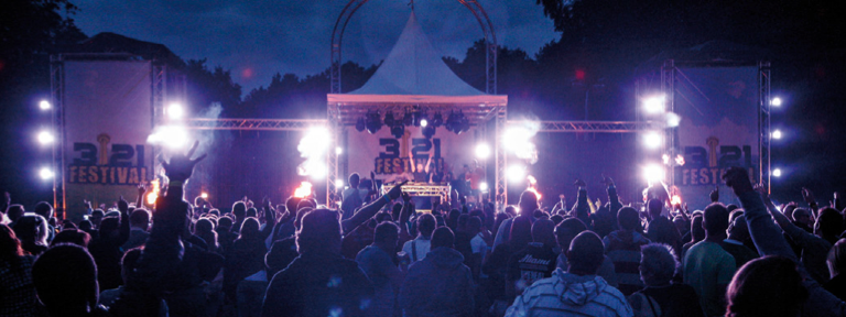 321 Festival – In drei Ländern gleichzeitig tanzen