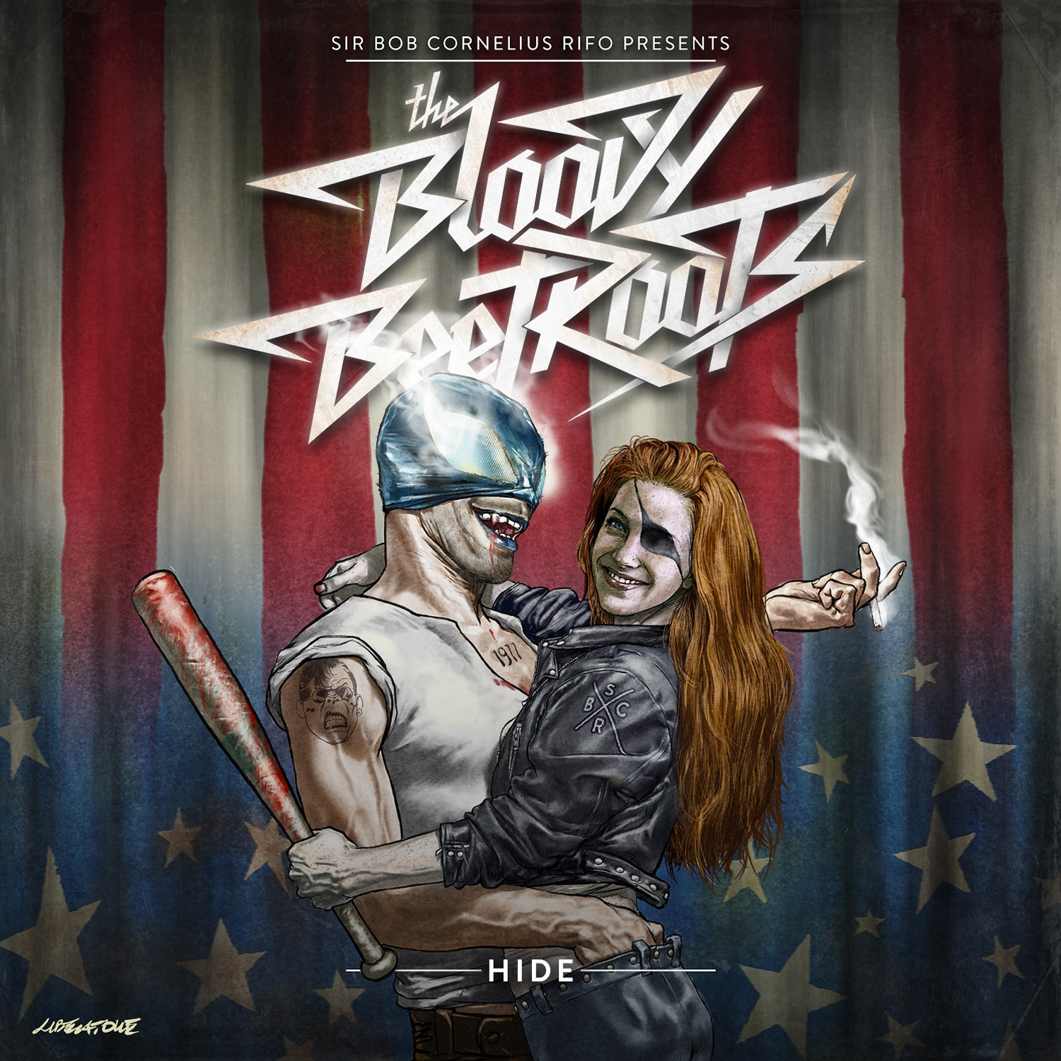 "Verstecken mit The Bloody Beetroots – neues Album ""Hide"""