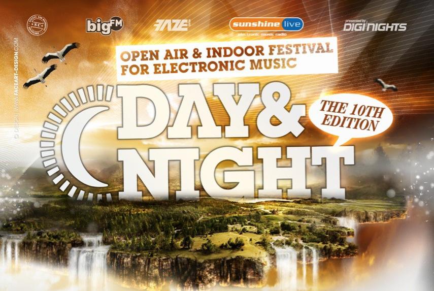 Zum 10. Mal: Day & Night Festival in Sindelfingen am 31. August