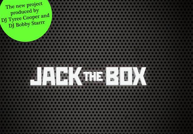 """Jack The Box (Tyree Cooper & Bobby Starrr) präsentieren ihr Debütalbum """"Side A"""""""