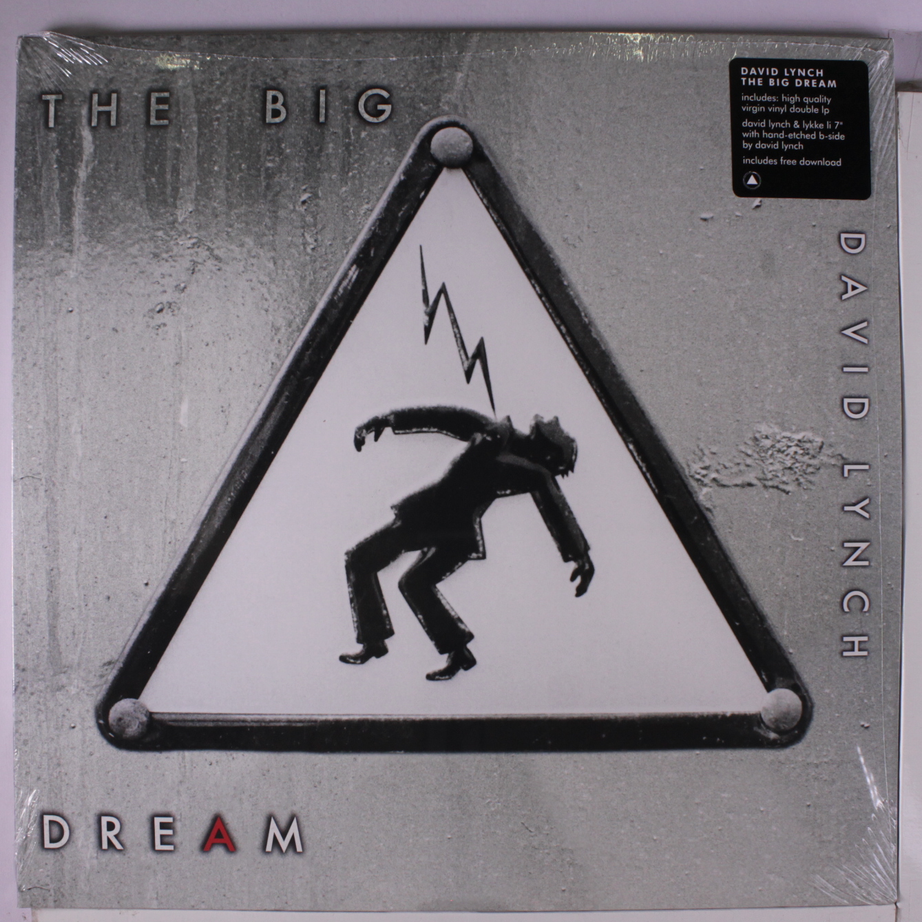 David Lynch – The Big Dream (PIAS)