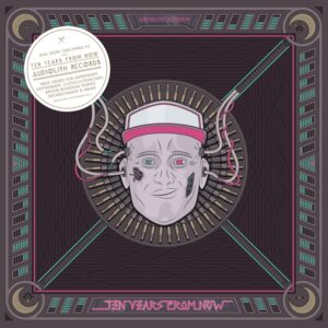 AL200 Audiolith - Ten Years From Now Coversticker5