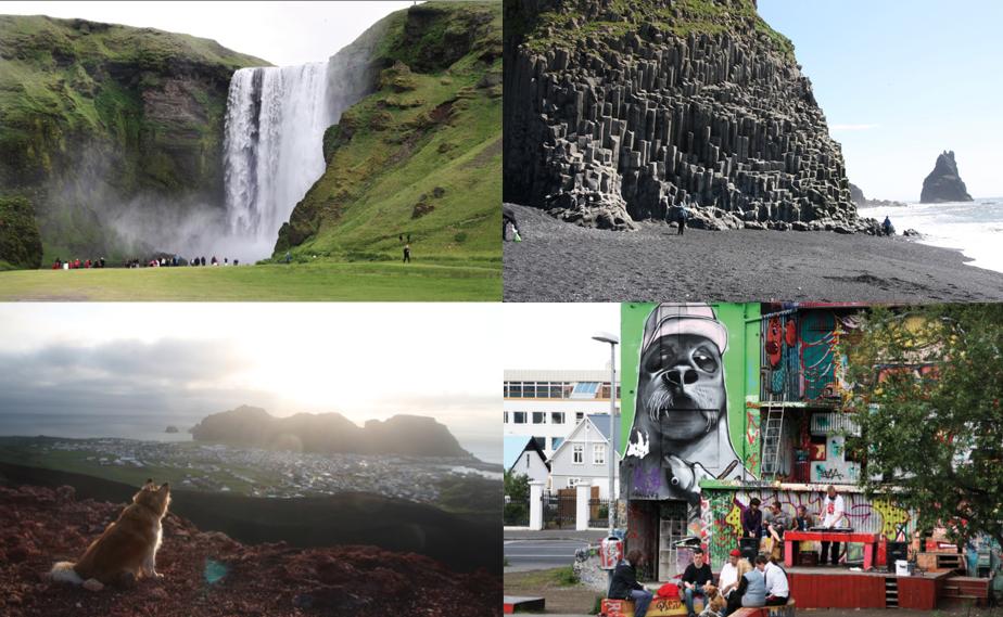 Island – Zwischen Vulkanen, heißen Quellen und einem Nachtleben ohne Nacht