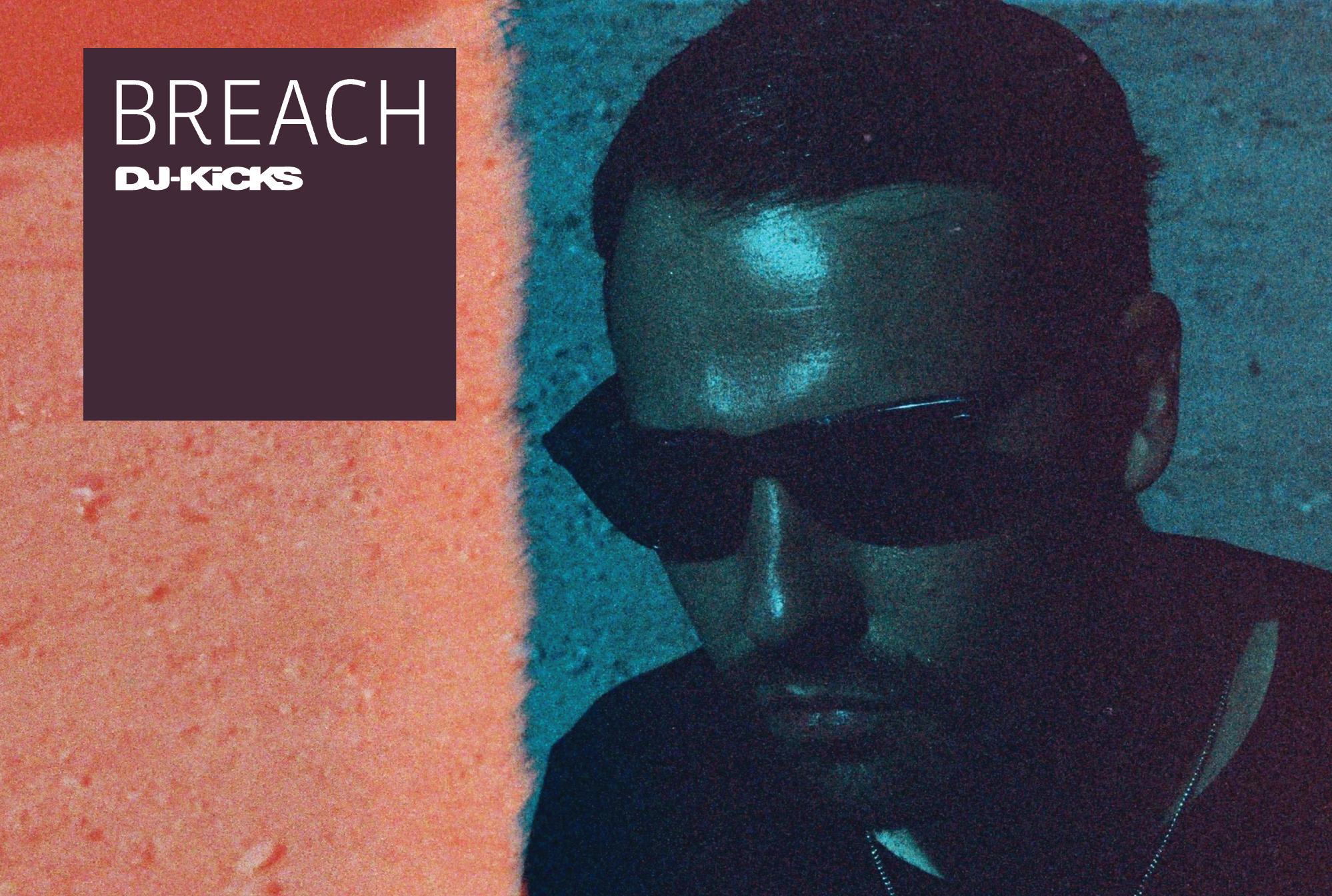 Breach aka Ben Westbeech ist der neue Mann für die DJ-Kicks