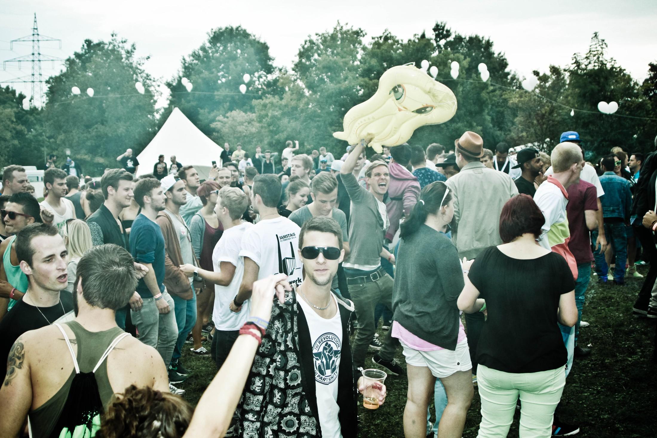 Bilder vom Day & Night Festival in Sindelfingen