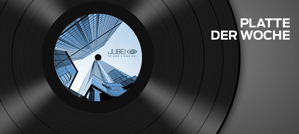 Jubei – To Have & Have Not (Metalheadz)
