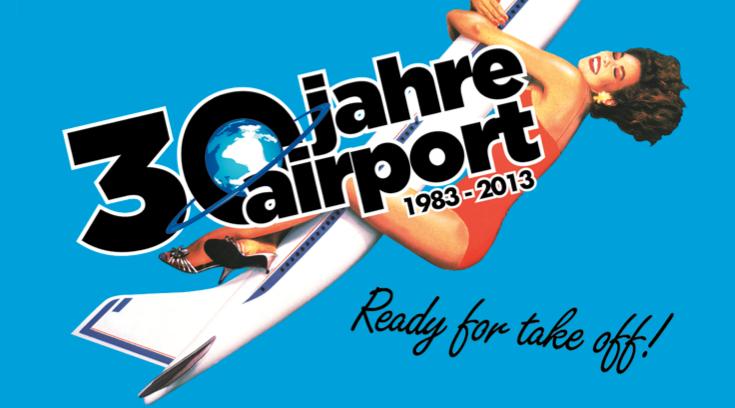 30 Jahre airport in Würzburg – Jubiläumsparty am 26.10.