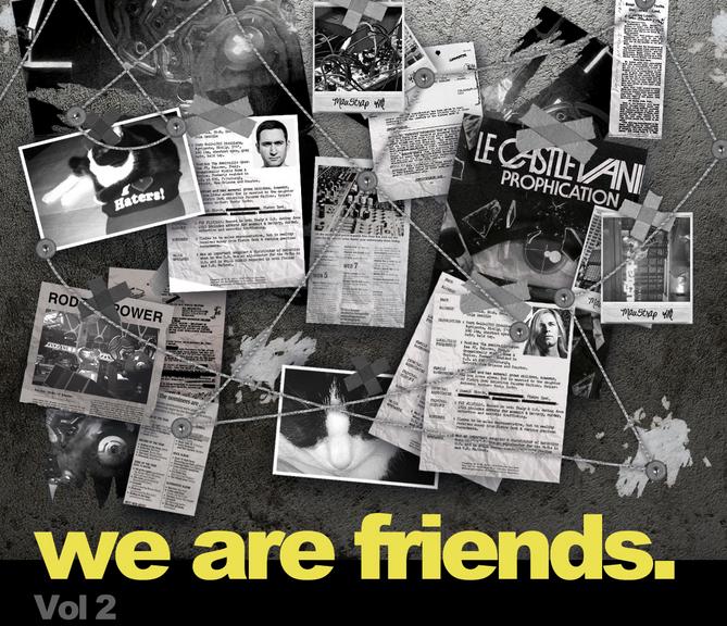 """deadmau5 veröffentlicht """"We Are Friends. Vol. 2"""" – inkl. neuer Single """"Suckfest9001"""""""