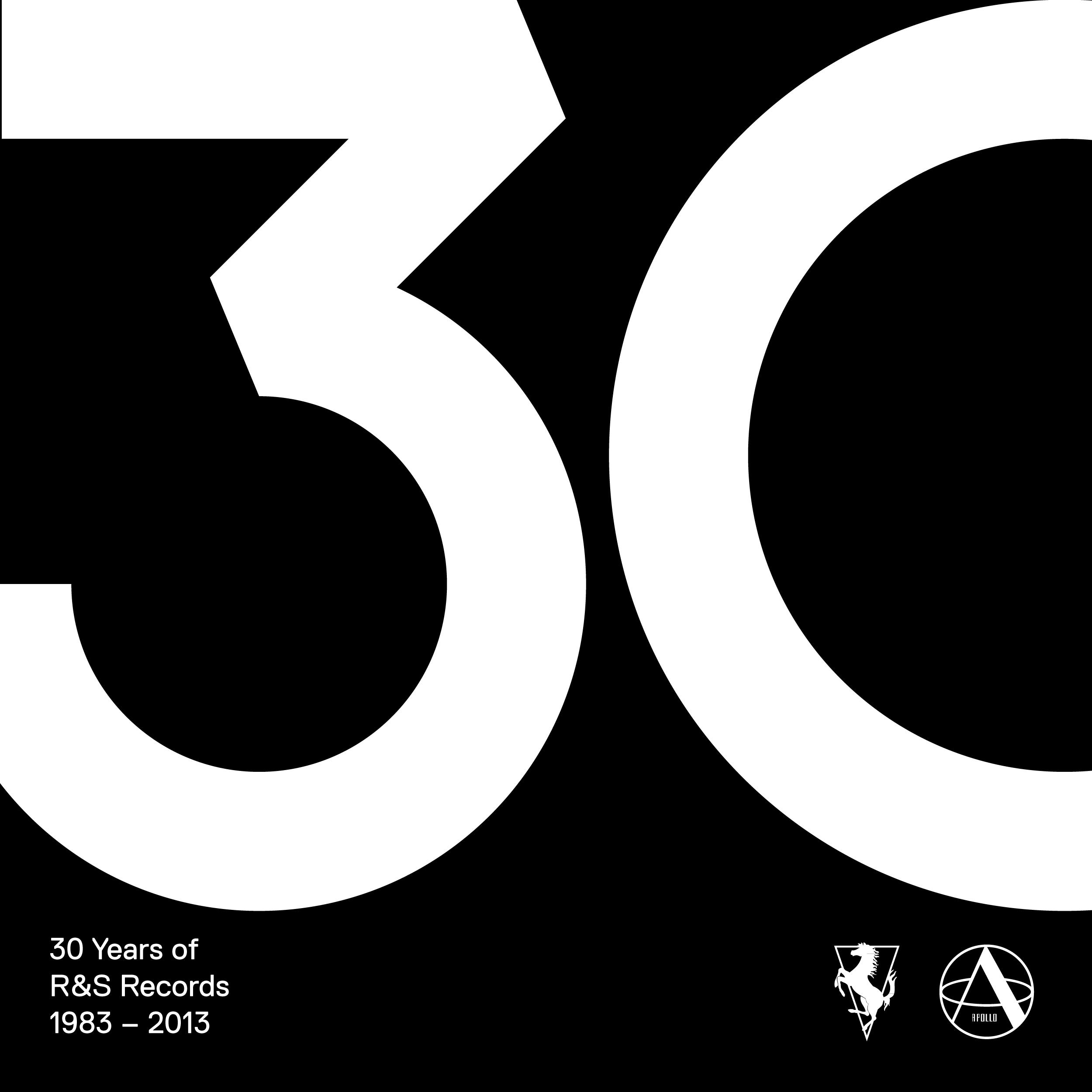 R&S Records feiert 30. Geburtstag