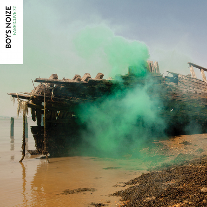 Boys Noize liefert FABRICLIVE 72